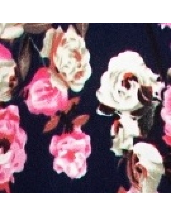 Очаровательное платье приталенного силуэта. 0016-01-04-06-13