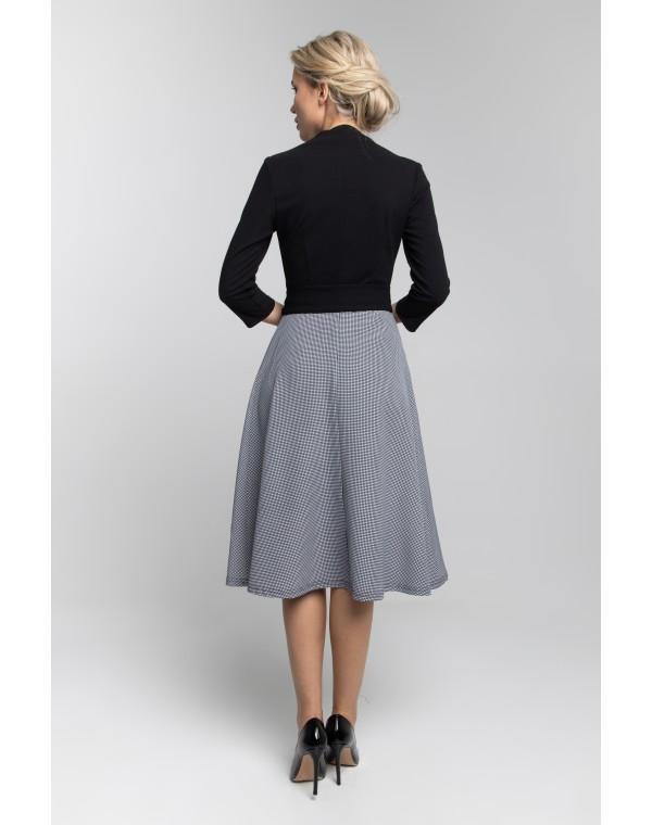 Платье приталенного силуэта 0195-01-21-01-105